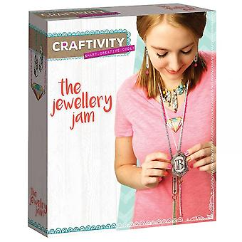 West Designs Craftivity The Jewellery Jam Kit