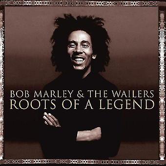 Bob Marley & the Wailers - rødder af en legende (CD/DVD) [CD] USA importerer