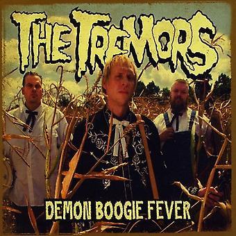Tremors - Demon Boogie Fever [CD] USA import