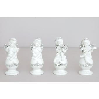 Wellindal Angel Ball Alba Abcd 22.5Cm (Decoration , Figures / Statues)
