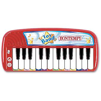 Bontempi Teclado Electrónico 24 Teclas (Toys , Educative And Creative , Music , Infants)