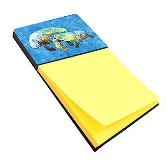 Lamantino Refiillable note di Sticky Note titolare o Postit nota Dispenser