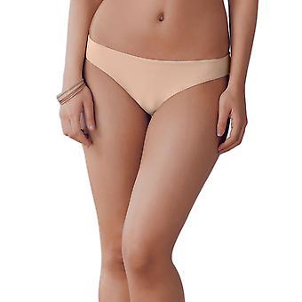 Anita Rosa Faia 1489-753 Women's Twin Desert Beige Microfiber Knickers Panty Full Brief