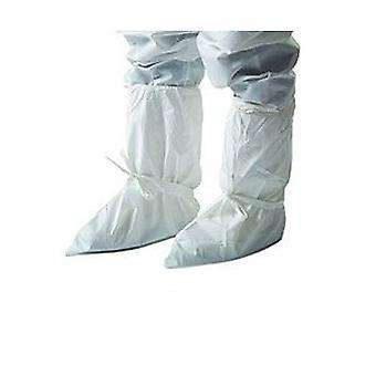 3M 440 3M Overboot With Ties White Pack Of 200