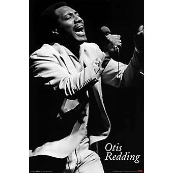 Otis Redding Poster Poster Print