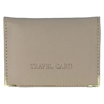 Titular de la tarjeta de viaje sin marca unisex 3714