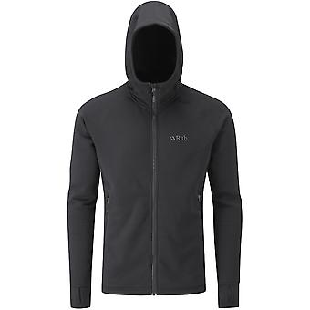 Rab Mens Power Stretch Pro Jacket Black (Medium)