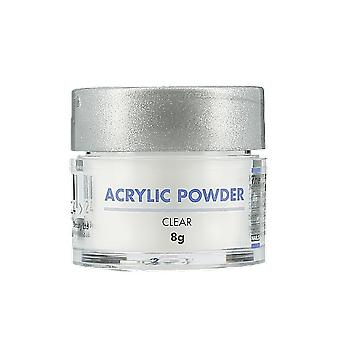 The Edge Nails Acrylic Powder Clear 8g