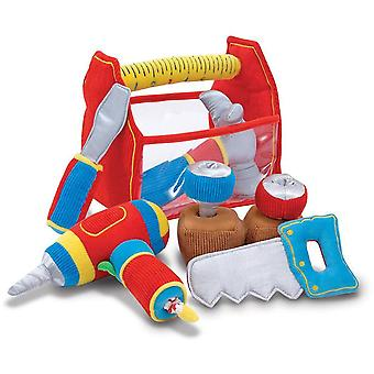 Melissa & Doug Tool Box Fill and Spill