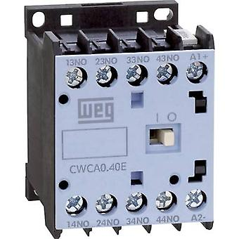 Contactor 1 pc(s) CWCA0-04-00D24 WEG 4 breakers