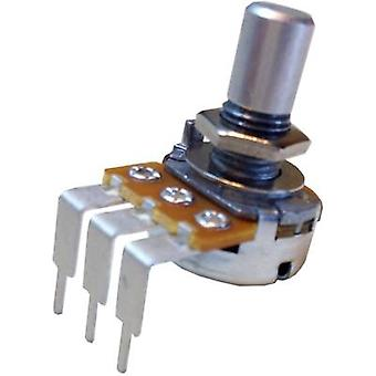 Single turn rotary pot Mono 0.5 W 100 kΩ