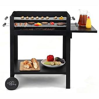 Lambada Charcoal BBQ Grill with Stand