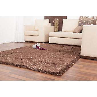 Shaggy shaggy high quality soft soft new OVP offer modern rugs Brown