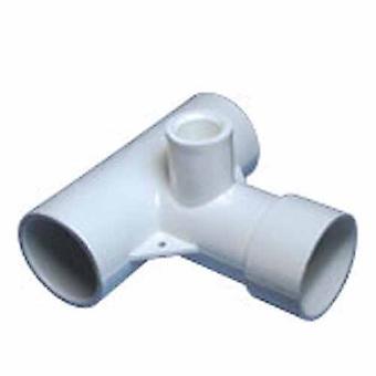 """Vattenvägar 212-3370 1,5 """"Socket Gunite kropp församlingen dubbel Tee"""