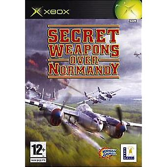 Secret Weapons over Normandy (Xbox) - Factory Sealed