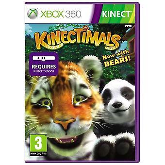 Kinectimals--nu med björnar! -Kinect kompatibla (Xbox 360)