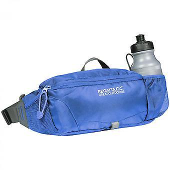 レガッタ メンズ ・ レディース キトのポリエステルの快適なパッドを入れられたボトル バッグ