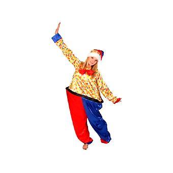 Fat Clownskostüm (12345)