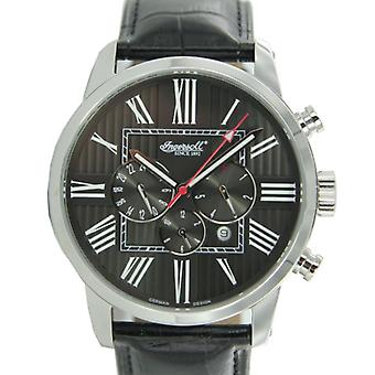 Ingersoll men's watch wristwatch automatic paint IN1409BK