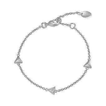 ESPRIT Дамы браслет из нержавеющей стали JW50214 серебра кубического циркония ESBR01888A160