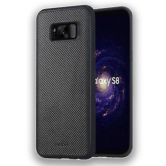 Original ROCK hybrid case black for Samsung Galaxy S8 plus G955F cover