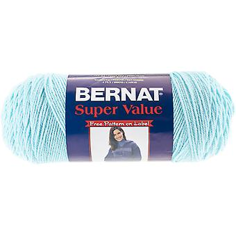 Super Value Solid Yarn-Cool Blue