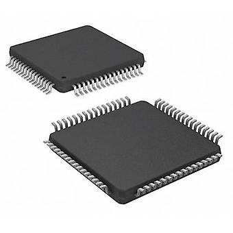 Microchip Technology AT90CAN128-16AUR Embedded microcontroller TQFP 64 (14x14) 8-Bit 16 MHz I/O number 53