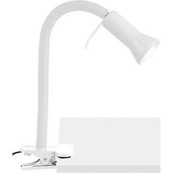 Clip lamp Energy-saving bulb E14 40 W Brilliant