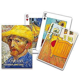 Vincent Van Gogh Set Of 52 Playing Cards + Jokers