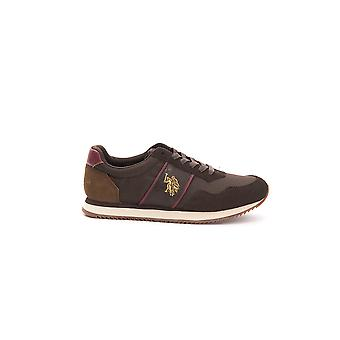 Shoes Brown Natts Us Polo Man