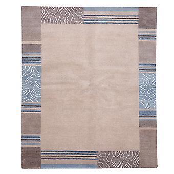 Rugs -Impression 39518 Beige & Blue