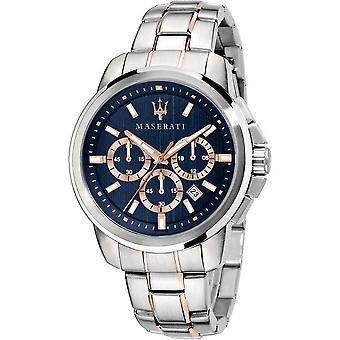 Maserati Men's Watch R8873621008 Chronographs