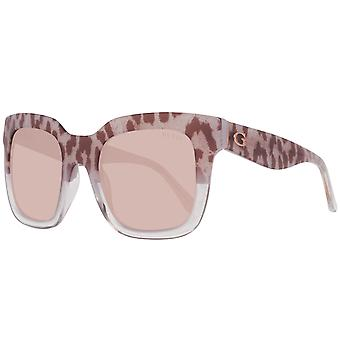 GUESS ladies sunglasses multicolor Butterfly