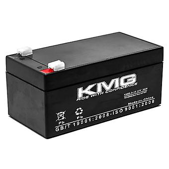 KMG 12V 3Ah Replacement Battery for Conmed (Bard) 503002 503006 ARTHROTONE