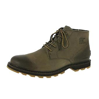 Mens Sorel Madson Chukka Waterproof Boots