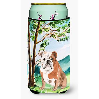 Sous l'arbre Bulldog Anglais Tall Boy boissons isolant Hugger