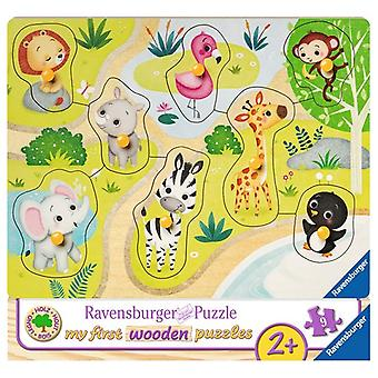 Ravensburger Puzzle In the Zoo