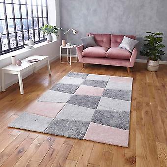 Rugs -Brooklyn - 22192 Grey/Rose