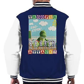 Original Stormtrooper Dino Storm Trooper Angriff Männer Varsity Jacket