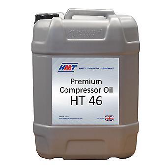 HMT HMTC002 Premium Compressor Oil HT 46 - 20 Litre Plastic - Iso VG 46