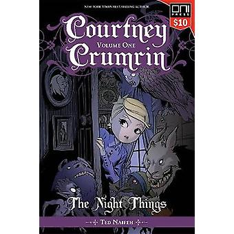 Courtney Crumrin Volume One - The Night Things - Square One edition by