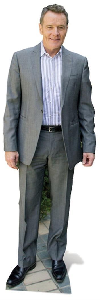Bryan Cranston Levensgrote Kartonnen Knipsel / Standee