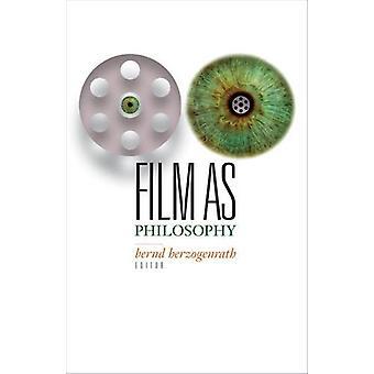 Film som filosofi af Bernd Herzogenrath - 9781517900519 bog