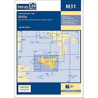 Imray Chart - Sicily by Imray - 9781846237072 Book