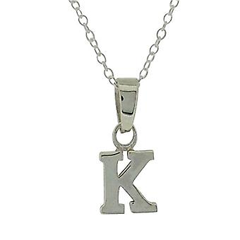 Jo For Girls Sterling Silver Initial