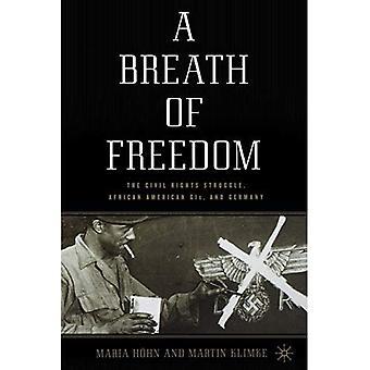 Een adem van de vrijheid: de Civil Rights strijd, African American GIs en Duitsland