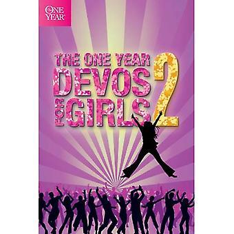 Die einjährige Devos für Mädchen 2 (einem Jahrzeitbuch von Andachten für Mädchen)