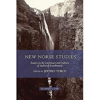 Nye norrøne studier: Essays på litteratur og kultur i middelalderens Skandinavia (Islandica)