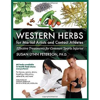 Western Herbs for Martial Artists and Contact Athletes: Effective Treatments for Common Sports Injuries