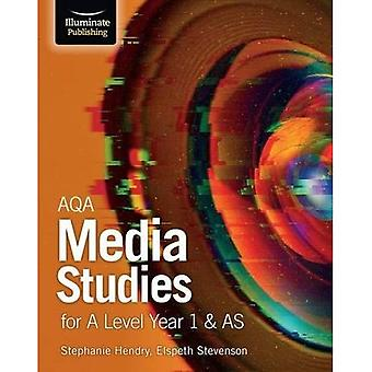 AQA Media Studies for A Level Year 1 & AS: Student Book (Paperback)